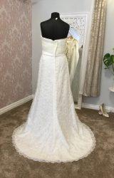 Hilary Morgan | Wedding Dress | Aline | Y52E