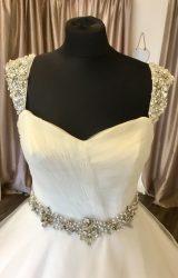Ronald Joyce | Wedding Dress | Aline | C140JL