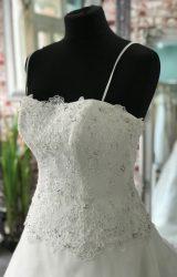 Essense of Australia | Wedding Dress | Aline | CA61G