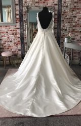 Allure | Wedding Dress | Aline | CA62G