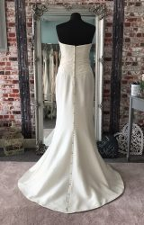 Justin Alexander | Wedding Dress | Fit to Flare | CA63G