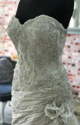 Ian Stuart | Wedding Dress | Tea Length | CA64G