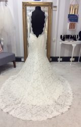 Watters | Wedding Dress | Fit to Flare | WF109H