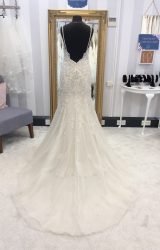 Enzoani | Wedding Dress | Fit to Flare | WF117H