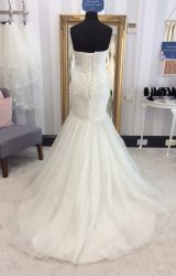 Pronovias | Wedding Dress | Fishtail | WF115H