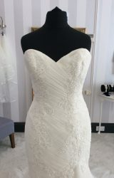 Enzoani | Wedding Dress | Fishtail | WF118H