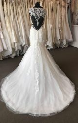 Mark Lesley | Wedding Dress | Fishtail | B201M