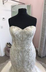 Justin Alexander | Wedding Dress | Fishtail | D862K