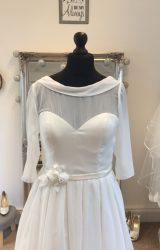 Ronald Joyce | Wedding Dress | Tea Length | LE160M