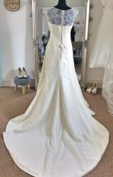 Alan Hannah   Wedding Dress   Aline   LE156M