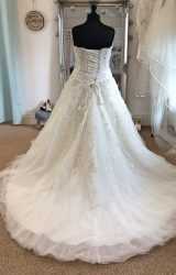 Donne Lee | Wedding Dress | Aline | LE16M