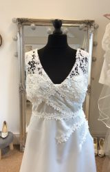 Elite | Wedding Dress | Aline | LE164M