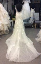 Ellis Bridal | Wedding Dress | Fit to Flare | H209