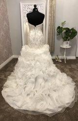 Morilee | Wedding Dress | Fishtail | Y26E