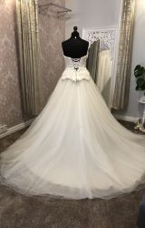Justin Alexander | Wedding Dress | Aline | Y30E