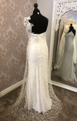 David Fielden | Wedding Dress | Column | Y64E