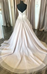 Kenneth Winston | Wedding Dress | Aline | C146JL