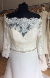 San Patrick | Wedding Dress | Aline | L331C