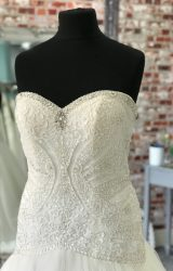 Eternity   Wedding Dress   Drop Waist   CA68G