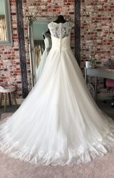 Morilee | Wedding Dress | Aline | CA69G