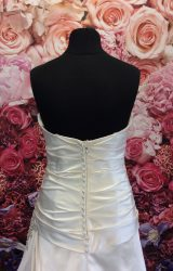 Alfred Sung | Wedding Dress | Drop Waist | ST198H