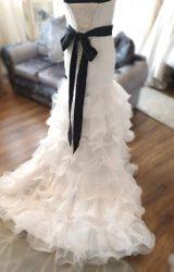 Maggie Sottero   Wedding Dress   Fishtail   N122G