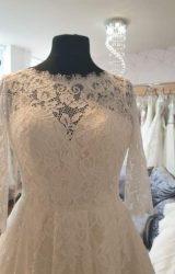 Maggie Sottero   Wedding Dress   Aline   N166G