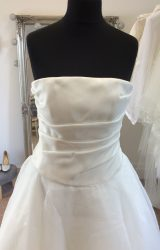 Sarah Moon | Wedding Dress | Aline | LE162M