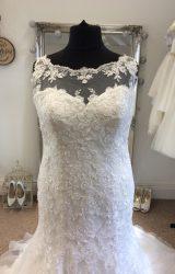 Morilee | Wedding Dress | Fishtail | LE167M