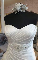 Essense of Australia | Wedding Dress | Fishtail | N172