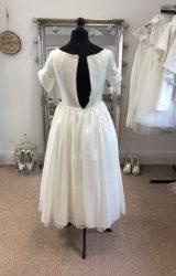 Wedding Collection | Wedding Dress | Tea Length | LE170M