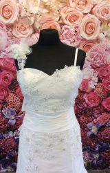 Benjamin Roberts | Wedding Dress | Fit to Flare | ST226H