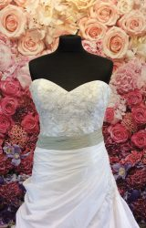 Benjamin Roberts | Wedding Dress | Aline | ST227H