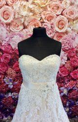 Justin Alexander | Wedding Dress | Aline | ST217H