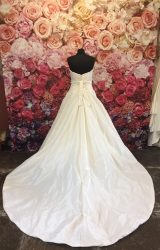 Justin Alexander | Wedding Dress | Aline | ST244H