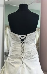 Essense of Australia | Wedding Dress | Aline | D871K