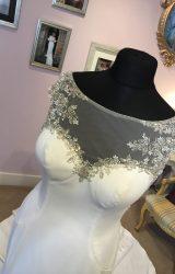 Sophia Tolli   Wedding Dress   Fit to Flare   W393L