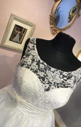 Catherine Parry | Wedding Dress | Aline | W444L