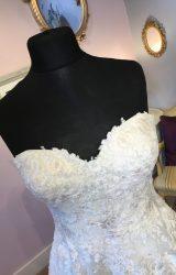 Ellis Bridal | Wedding Dress | Aline | W415L