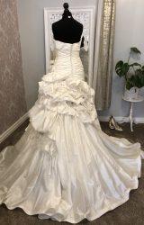 Ian Stuart | Wedding Dress | Drop Waist | Y48