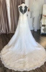 Justin Alexander   Wedding Dress   Aline   C151JL