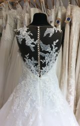 San Patrick | Wedding Dress | Aline | L326C