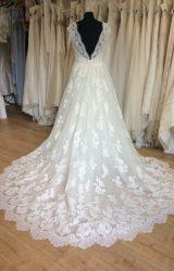 San Patrick | Wedding Dress | Aline | L336C