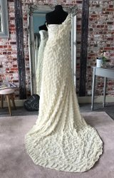 Eternally Yours | Wedding Dress | Aline | CA75G