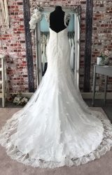 Maggie Sottero | Wedding Dress | Fit to Flare | CA88