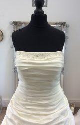 Justin Alexander | Wedding Dress | Aline | LE172M