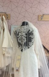 Ronald Joyce | Wedding Dress | Fit to Flare | N140
