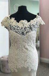 David Fielden | Wedding Dress | Fit to Flare | D861