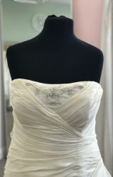 Veromia | Wedding Dress | Aline | D894K