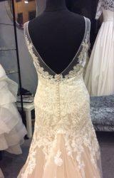 Ellis Bridal   Wedding Dress   Fit to Flare   H210